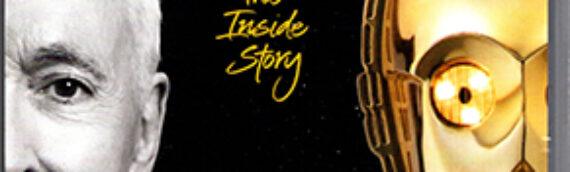 """OFFICIAL PIX : L'audio book du livre d'Anthony Daniels """"I am C3PO"""" en exclusivité"""