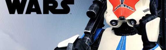 Gentle Giant / PGM : Le Buste d'Ahsoka trooper bientôt en précommande pour les PGM