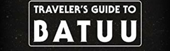 [Livre] STAR WARS: GALAXY'S EDGE: BATUU, le Guide du Voyageur