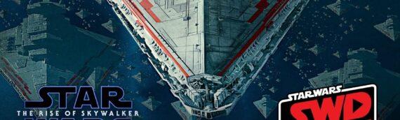 Star Wars en Direct – Blu-Ray et bonus de L'Ascension de Skywalker