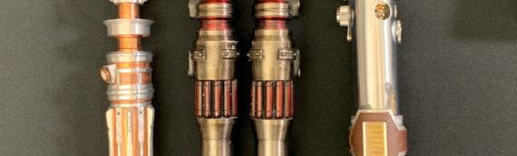 Lucasfilm : Plus de détails concernant les nouveaux sabres de l'Ascension de Skywalker