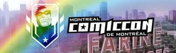 Comiccon de Montréal: L'édition 2020 annulée!