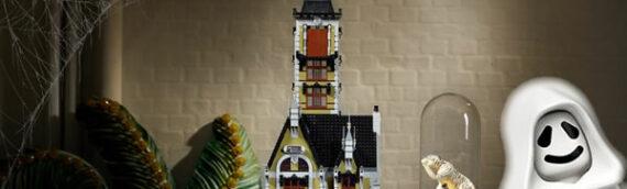 """LEGO – 10273 """"La maison hantée de la fête foraine"""" disponible pour les membres VIP"""
