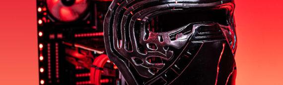 Newsegg : Un PC aux couleurs de Kylo Ren à gagner