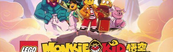 LEGO Monkie Kid – La nouvelle gamme de chez LEGO se dévoile