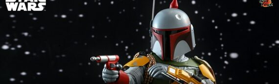 HOT TOYS – Boba Fett Empire Strike Back (Vintage Color Version) Sixth Scale Figure