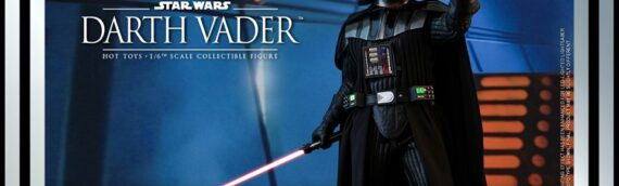 HOT TOYS – Darth Vader Empire Strike Back Anniversary Sixth Scale Figure