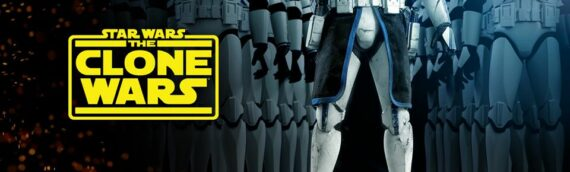 HOT TOYS – Teaser des prochaines Sixth Scale Figure de THE CLONE WARS