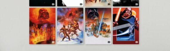 DISPLATE : Des posters en métal pour les 40 ans de l'Empire contre-attaque