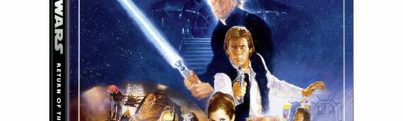 ZAVVI : Le coffret 4K du Retour du Jedi en exclusivité [Déjà Sold Out]