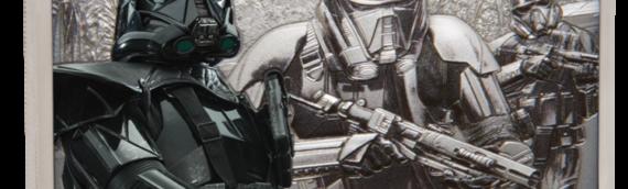 """New Zealand Mint – """"Les Gardes de l'Empire"""" : Le Deathtrooper"""