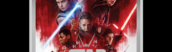 New Zealand Mint : Le poster de The Last Jedi