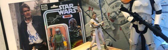 Star Wars en Direct Collector – Gestion de votre collection