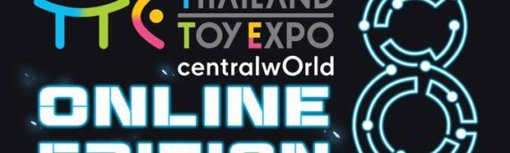 Thaïland Toy Expo 2020 : Visiter virtuellement ce salon et notamment le stand Pure Arts