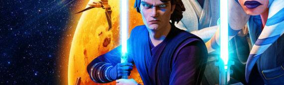 La BO de The Clone Wars Saison 7 au complet est disponible en écoute digital