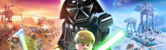 [Jeu Vidéo] : L'affiche du jeu LEGO Skywalker Saga