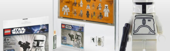 LEGO – Un polybag Boba Fett Blanc a gagner pour les membres VIP