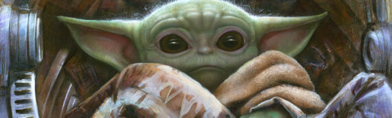 Sideshow Collectibles – The Child Fine Art Print