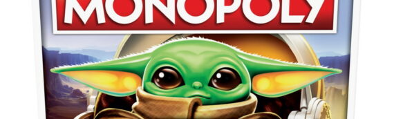 MONOPOLY – Star Wars The Child Edition