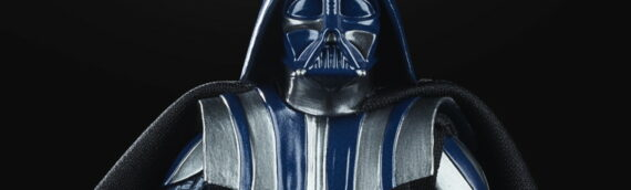 HASBRO – The Black Series Darth Vader Carbonized Edition