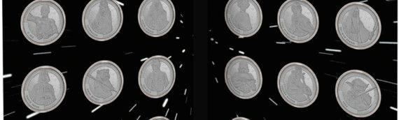 Zavvi : Un coffret de 24 coins en édition limitée