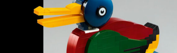 LEGO HOUSE EXCLUSIVE – 40501 The Wooden Duck