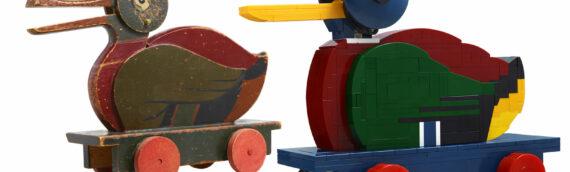 LEGO lève officiellement le voile sur le 40501 The Wooden Duck exclusif à la LEGO House