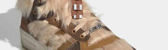 ADIDAS : Une paire dédiée à Chewbacca