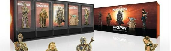 FigPin : Set de Pin's The Mandalorian