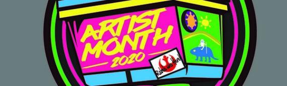 R2KT : Un nouveau patch pour célébrer les artistes