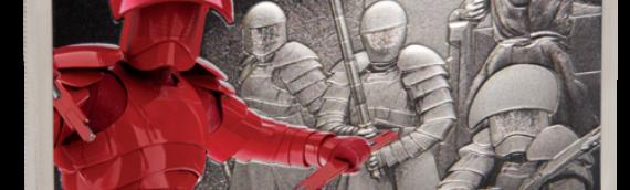 """New Zealand Mint – """"Les Gardes de l'Empire"""" : Le Garde Pretorian"""