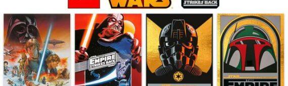 LEGO – Cartes collector Star Wars L'Empire contre-attaque offerte sur le LEGO Store