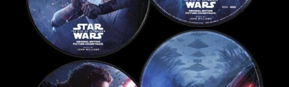 Star Wars l'ascension de Skywalker – La BO en Vinyle est disponible