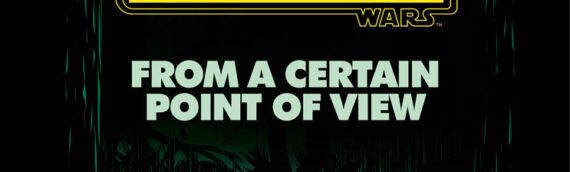 [Livre] : From a Certain Point of View: The Empire Strikes Back disponible pour le mois de Novembre