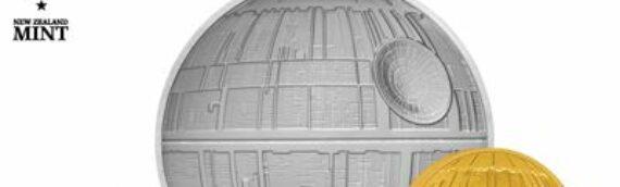 """New Zealand Mint : Un nouveau coin de la """"Death Star"""""""