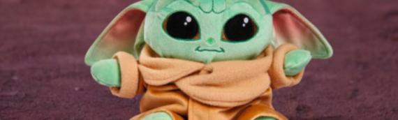Siso Toys – Une nouvelle peluche du Child disponible