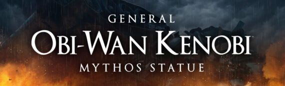 Sideshow Collectibles – General Obi-Wan Kenobi Mythos Statue