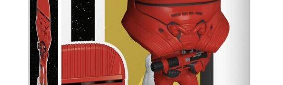 SDCC2020 – FUNKO : Le Sith Jet trooper en exclusivité
