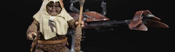 HASBRO – The Black Series Heroes of Endor Collection