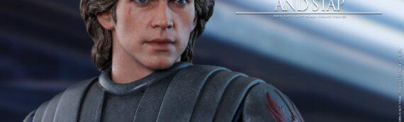 Hot Toys : Les précommandes pour Anakin sont disponibles
