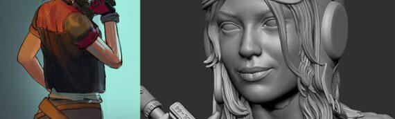 Gentle Giant : Un 4ème buste révélé pour le Comic Con @ home 2020