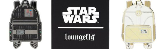 LoungeFly : Plusieurs collections de pin's à collectionner