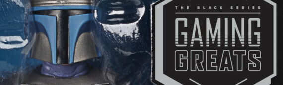 "HASBRO – Jango Fett ""Gaming Greats"" The Black Series"