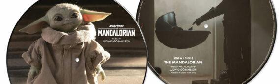 Zavvi : Le Vinyle du thème The Mandalorian en édition limitée