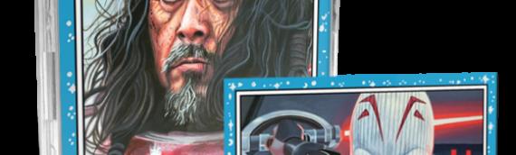 Topps Star wars Living Set : Baze et Le grand Inquisiteur pour cette nouvelle semaine