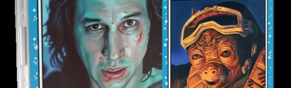 Topps – Star Wars Living Set : Ben et Rio sont les nouvelles cartes de cette semaine.