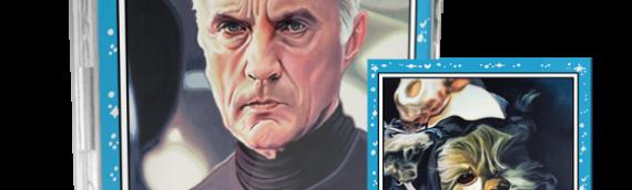 Topps Star Wars Living Set : Un Chancelier et un Chaman pour cette nouvelle semaine