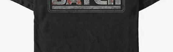 Her Universe : Le Tee shirt Bad Batch en vente