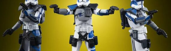 HASBRO – The Vintage Collection 501st Legion ARC Troopers Action Figure Set