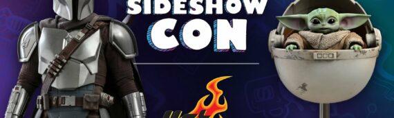 HOT TOYS – Les nouveautés de la SIDESHOW Con en vidéo